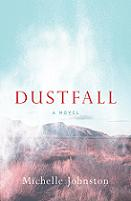Book Cover for Dustfall by Michelle Johnston