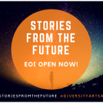 Stories from the Future logo