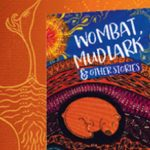 Partial image of book cover of Wombat and Mudlark
