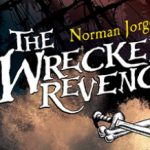 Image: Partial book cover of The Wreckers' Revenge
