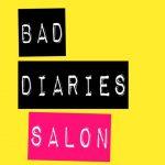 Bad Diaries Salon Logo