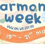 Harmony Week logo