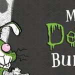 partial book cover of My Dead Bunny