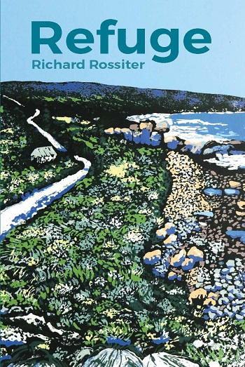 Book cover of Refuge by Richard Rossiter