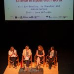 Panel event during Qauntum Words Perth