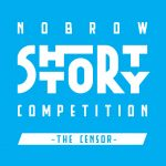 Nobrow Short Story Competition The Censor logo
