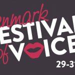 Denmark Festival of Voice logo