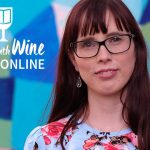 Image of author Emily Paull with the title Words with Wine Online