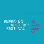 Emerging Writers' Festival logo