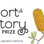 Illustration of a native plant and the wordsShort Story Prize