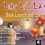 Ling Li's Lantern book launch