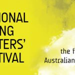 National Young Writers' Festival logo