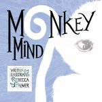 Book cover of Monkey Mind by Rebecca J Palmer