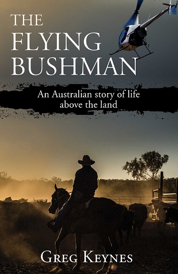 Book cover of The Flying Bushman by Greg Keynes