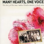 Image Description: Book cover of Many Hearts, One Voice
